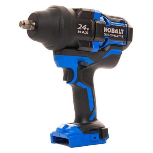 Kobalt 24V Max Power Tools at Lowe's: free battery w/ purchase + free shipping w/ $45