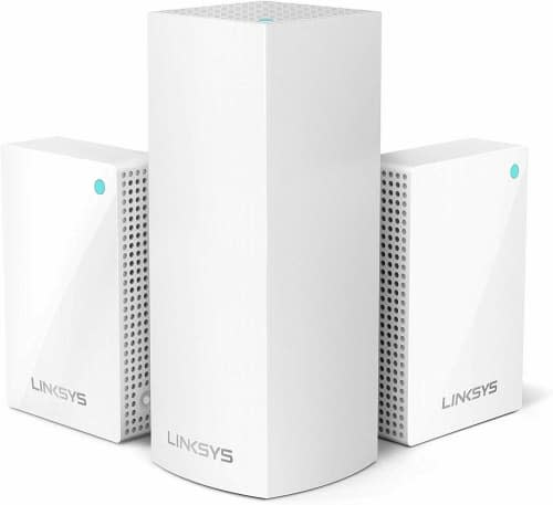 Refurb Linksys Velop AC4800 Tri-Band Mesh WiFi System for $185 + free shipping