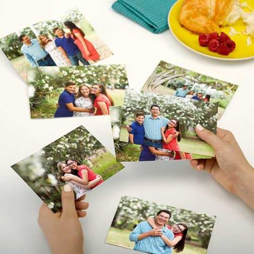 """4"""" x 6"""" Photo Prints: 10 prints for free + pickup"""