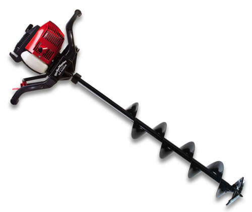 "StrikeMaster Lite 6"" Ice Fishing Gas Auger for $174 + free shipping"