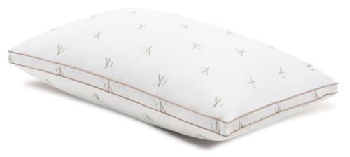 Calvin Klein Monogram Logo Medium Standard Pillow for $8 + free shipping w/ $25