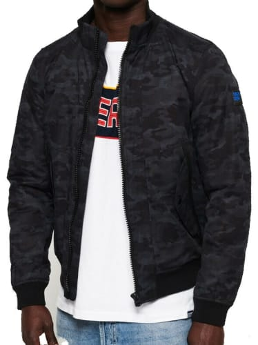Superdry Men's Microfibre Solstice Jacket for $40 + free shipping