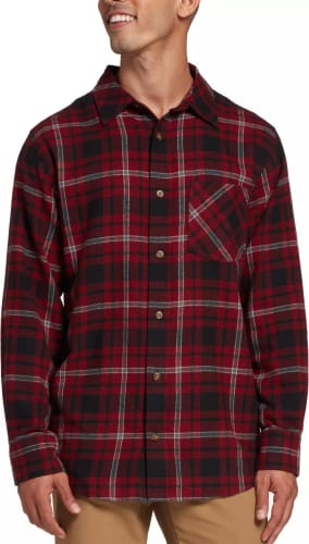 Northeast Outfitters Men's Classic Lightweight Flannel Shirt for $9 + free shipping w/ $65