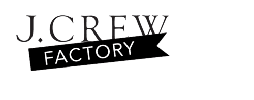 J. Crew Factory Flash Sale: Extra 60% off clearance