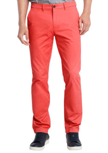 Tommy Hilfiger Men's Custom Fit Chinos for $16 + free shipping w/ $49