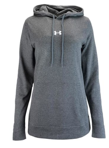 Under Armour Women's Rival Fleece Hoodie for $18 + $7.95 s&h