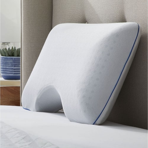 Dr. Oz Good Life Say Goodnight Side Sleeper Memory Foam Pillow for $42 + free shipping