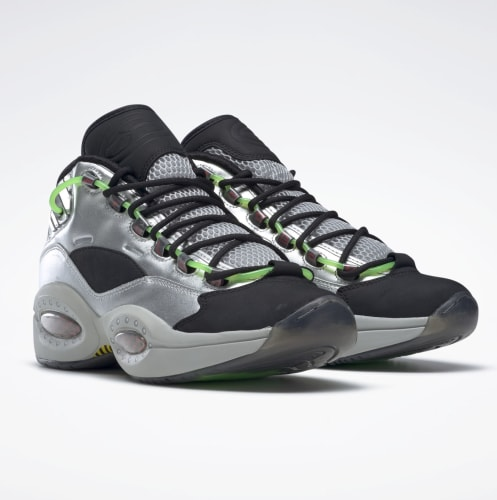 Reebok Men's Minion Question Mid Basketball Shoes for $90 + free shipping