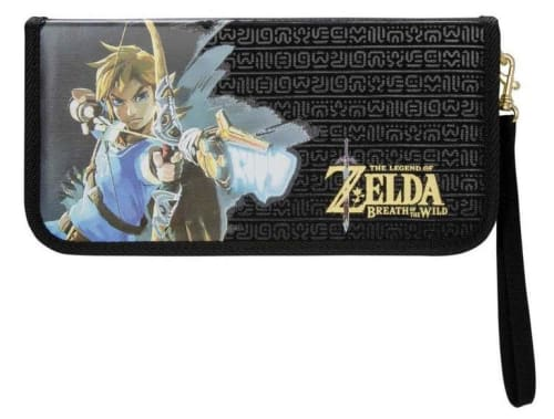 The Legend of Zelda: Breath of the Wild Premium Console Case for Nintendo Switch for $5 + free shipping w/ $35