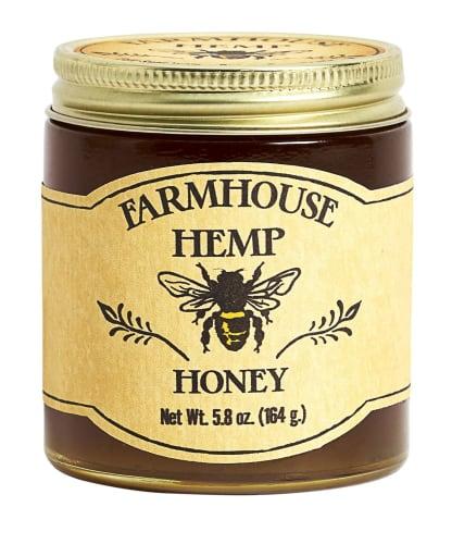 Farmhouse Hemp CBD Wildflower Honey 500mg Jar for $41 + free shipping w/ $49