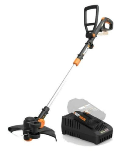 Refurb Worx GT Revolution 20V PowerShare Cordless Trimmer/Edger w/ 60-Minute Charger for $58 in cart + free shipping