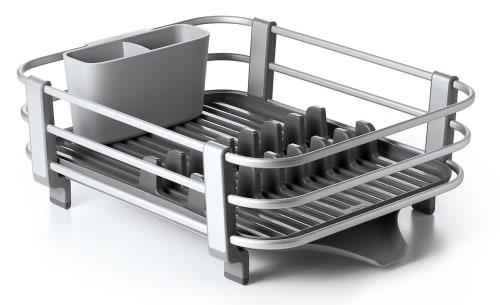 OXO Aluminum Frame Dish Rack for $35 + free shipping