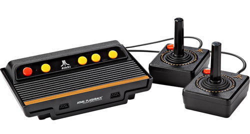 Atari Flashback 8 Classic Game Console with 105 Built-In Games for $48 + free shipping