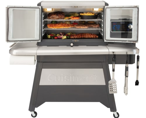 Cuisinart Clermont Pellet Grill & Smoker for $597 + $49.97 s&h