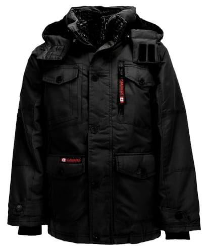 Canada Weather Gear Boy's Parka System Jacket for $35 + $5.95 s&h