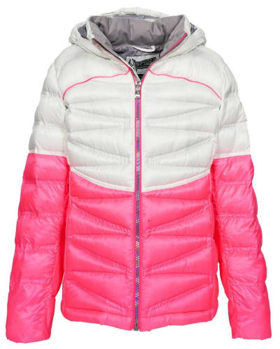 Spyder Girl's Timeless Synthetic Full Zip Jacket for $60 + free shipping