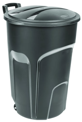 Rubbermaid 32-Gal. Wheeled Garbage Can w/ Lid for $20 for members + pickup