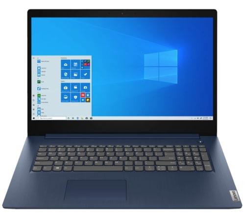 "Lenovo IdeaPad 3i 11th-Gen. i3 17.3"" Laptop for $380 + pickup"
