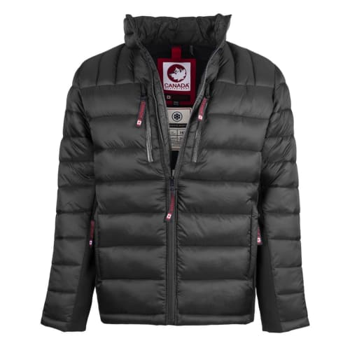 Canada Weather Gear Men's Light Weight Puffer Jacket for $65 + free shipping