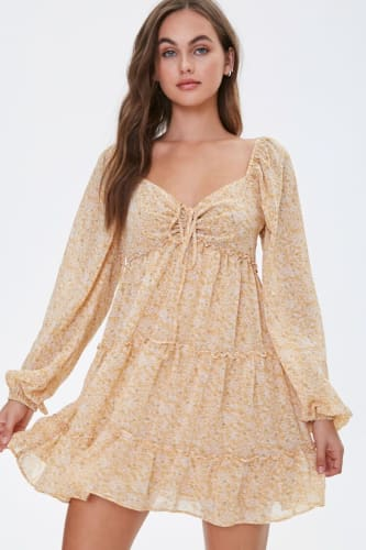 Forever 21 Dress Sale for $15 or less + free shipping w/ $50