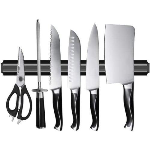 Magnetic Knife & Tool Holder for $6 + $1.49 s&h