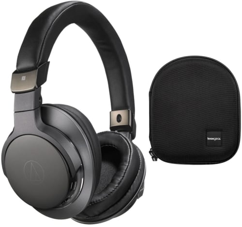 Refurb Audio-Technica Bluetooth Wireless Over-Ear High-Resolution Headphones for $59 + free shipping