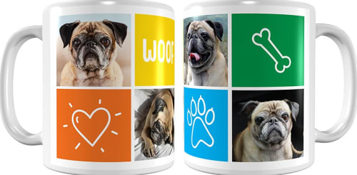 Personalized Pet-Themed Gifts at Chewy: extra 25% off at checkout + free shipping w/ $49