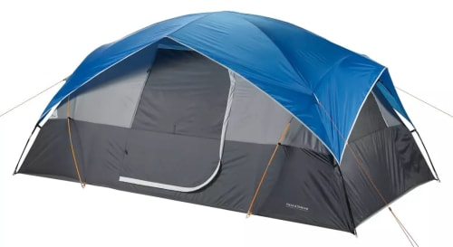 Field & Stream Cross Vent 8-Person Tent for $100 + free shipping
