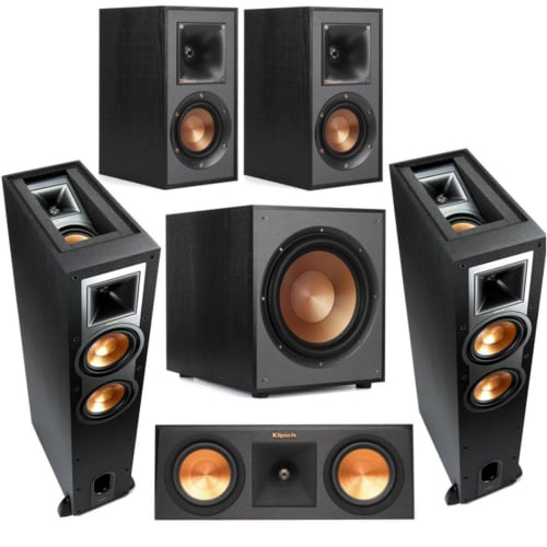 Klipsch R-26FA Dolby Atmos Speaker Bundle for $999 + free shipping
