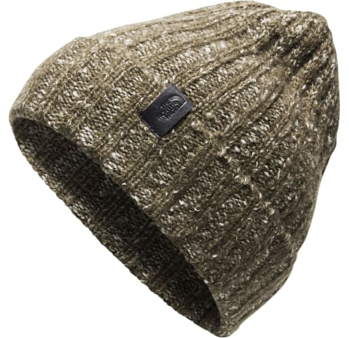 The North Face Women's Chunky Rib Beanie for $15 + $5.99 s&h