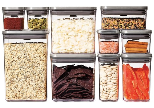 OXO Kitchen Storage & Gadgets at Macy's: up to 44% off + extra 30% off + free shipping w/ $25