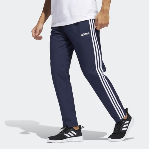 adidas Men's Essentials 3-Stripe Pants for $17 in cart + free shipping