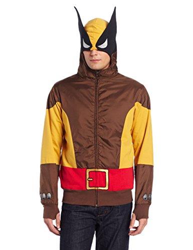 Wolverine Costume Hoodie