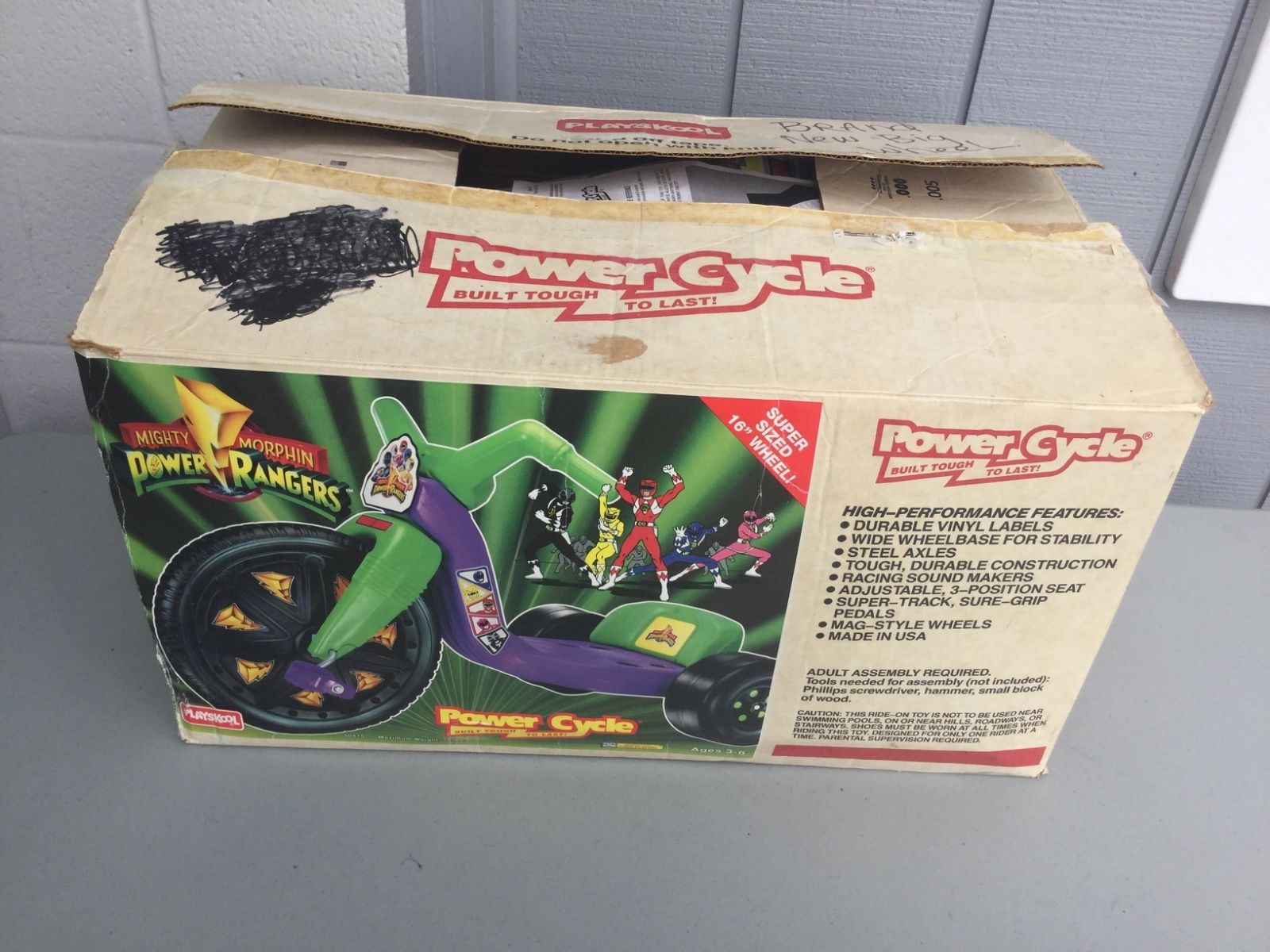 Playskool Power Cycle