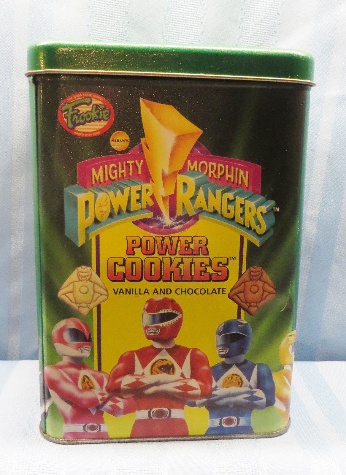 Power Cookies tin