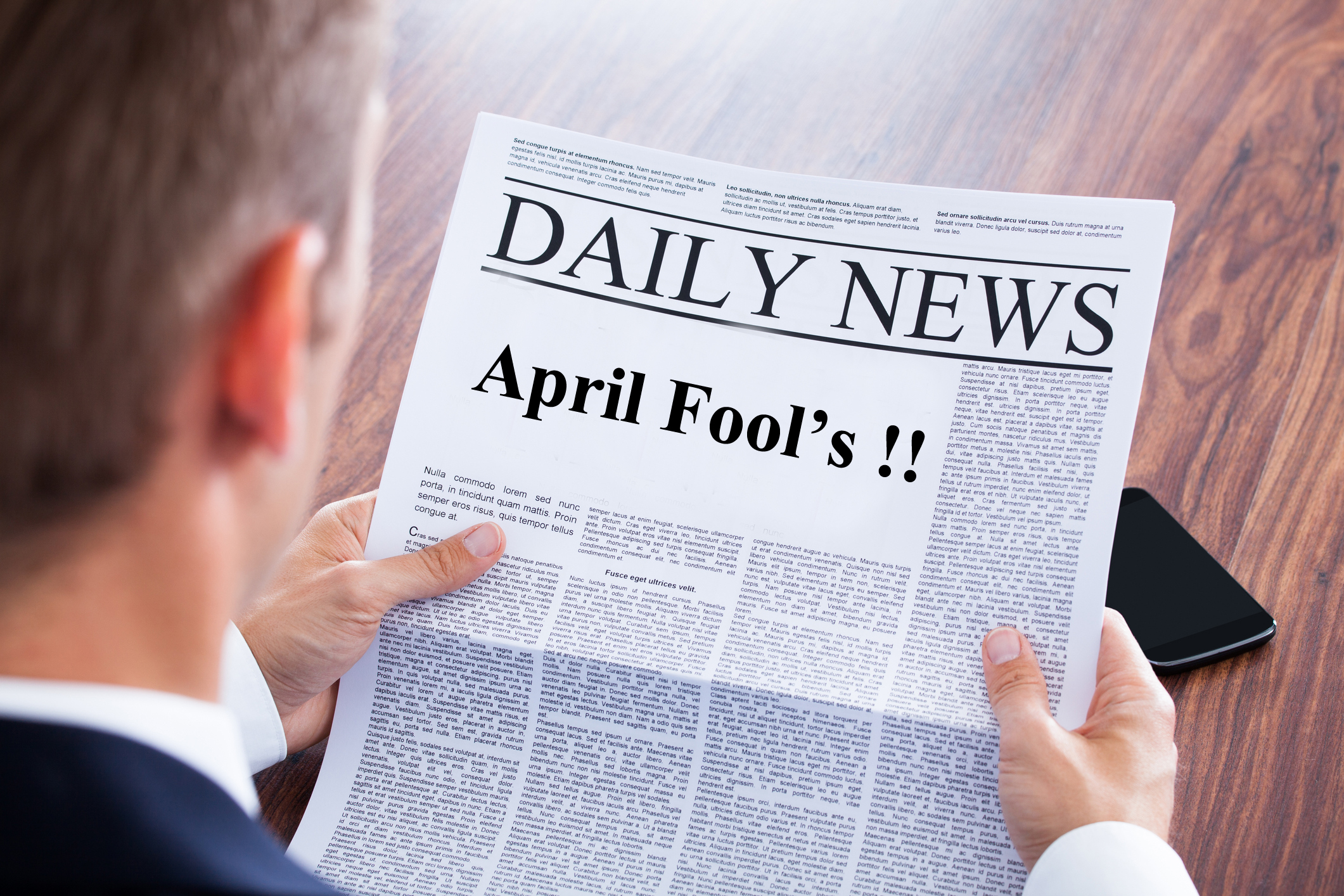 10 Famous April Fools\' Day Pranks That Put Us All to Shame