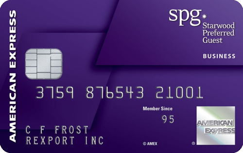 The 6 best travel credit cards for small businesses starwood credit card colourmoves Choice Image